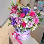 Цветочная коробка Arcobaleno