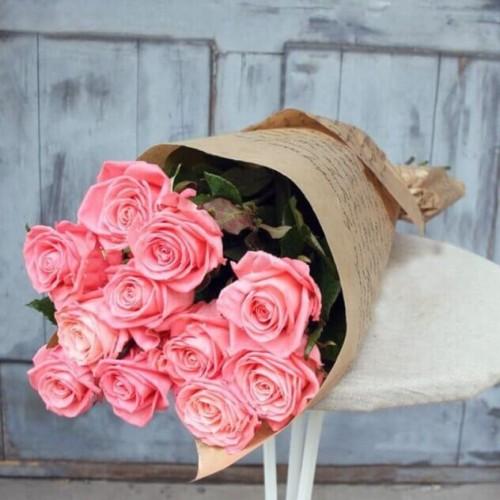 Букет из 11 роз Изысканность вкуса