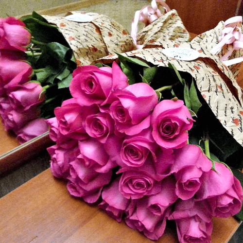 Букет роз Дон Жуан