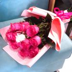 Букет из 11 роз Изюминка