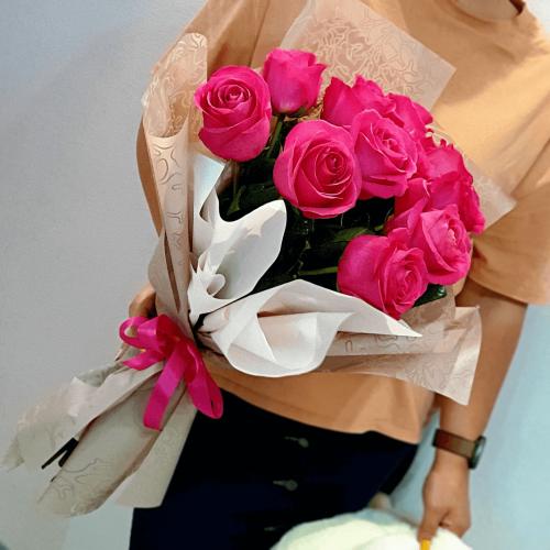 Букет из 11 роз Velo