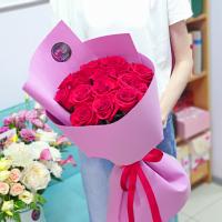 Букет из 15 красных роз Для мамы